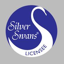 Silver Swans logo
